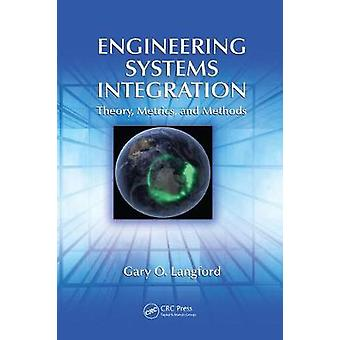 Engineering Systems Integration  Theory Metrics and Methods by Langford & Gary O.
