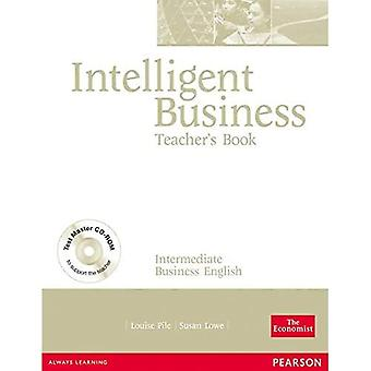 Intelligent Business: Intermediate Teacher's Book Pack (Intelligent Business)