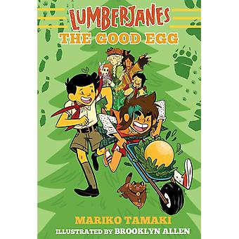 Lumberjanes The Good Egg Lumberjanes 3 by Mariko Tamaki