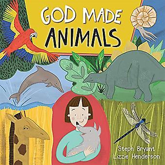 God Made Animals by Stephanie Bryant - 9780745977850 Book