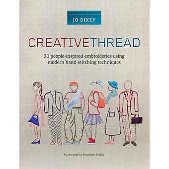 Creative Thread by Jo Dixey