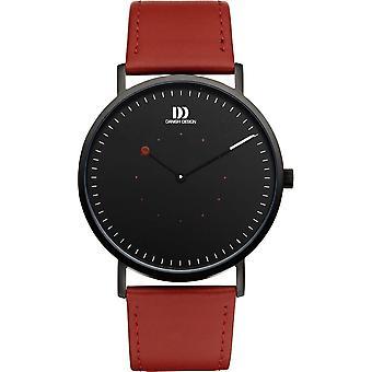 Dänisches Design IQ24Q1274 auf der Dot Herrenuhr