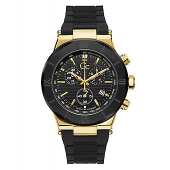 GC Y69005G2MF Men's Force Chronograph Wristwatch