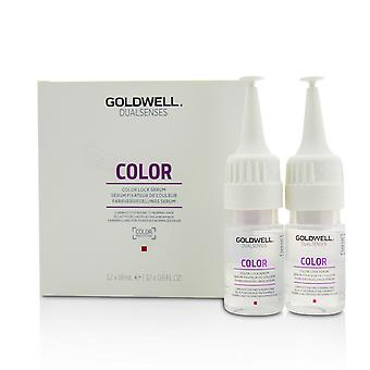 Dual senses color color lock serum (luminosity for fine to normal hair) 215848 12x18ml/0.6oz