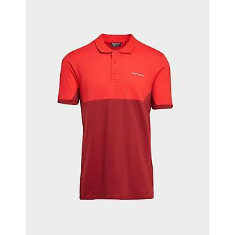 New McKenzie Men's Jaques Polo Shirt Red