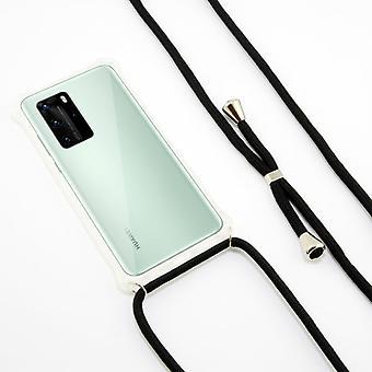 Mobile cover Huawei P40 Lite KSIX Transparent
