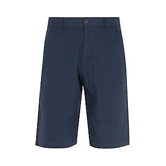 Farah Regular Fit Navy Crane Shorts