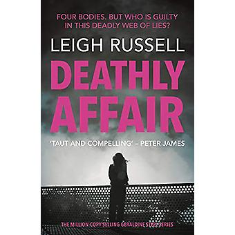 Deathly Affair by Leigh Russell - 9780857303011 Book