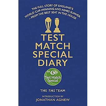Test Match Special Diary by Test Match Special - 9781471188312 Book