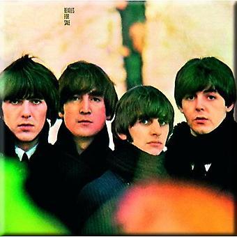 The Beatles Kühlschrank Magnet Beatles für Verkauf neue offizielle 76 x 76 mm