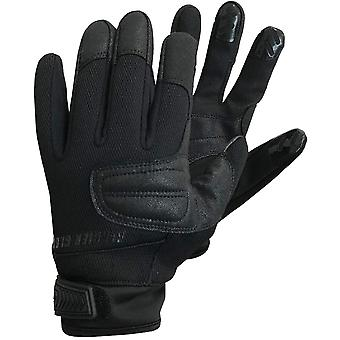 Glacier Glove Pro Field Full Finger Gloves - Black