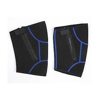 Sprint Industries Neoprene Zip Knee Support Brace Sports Unisex