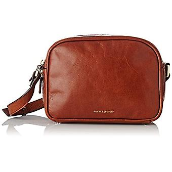 Royal RepubliQ Essential Eve Bag Women Brown Shoulder Bags (Cognac) 6.5x14.5x20 cm (B x H x T)