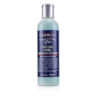 Facial fuel energizing face wash gel cleanser 116338 250ml/8.4oz