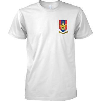 RMR Bristol - Royal Marines T-Shirt kleur