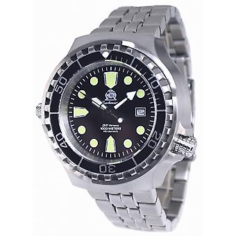 Tauchmeister T0038M diving watch 1000 meters
