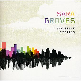 Sara Groves - Invisible Empires [CD] USA import