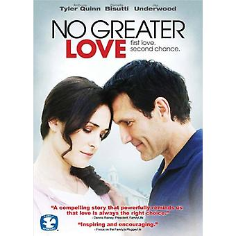 No Greater Love [DVD] USA import