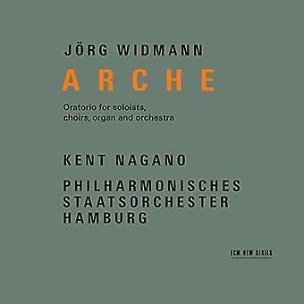 Jorg Widmann - Arche [CD] USA import