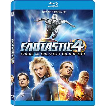 Fantastic Four 2: Rise of the Silver Surfer [Blu-ray] USA import