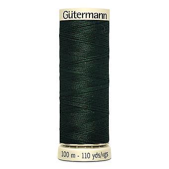Gutermann Ommella kaikki 100 % Polyesteri Thread 100m käsi ja kone värikoodi - 472