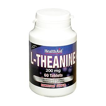 L-Theanine 60 tablets of 200mg