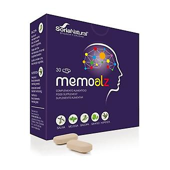 Memoalz 30 tablets