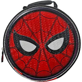 Thermos Kid's Novelty Round Lunch Kit - Spiderman