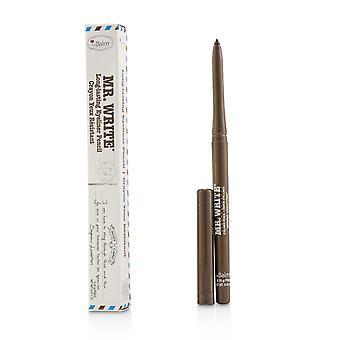Mr skriva långvarig eyeliner penna # loveletters (brun) 222087 0.35g/0.012oz