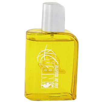 NBA Lakers Eau De Toilette Spray (Tester) af luften Val internationale 3,4 oz Eau De Toilette Spray