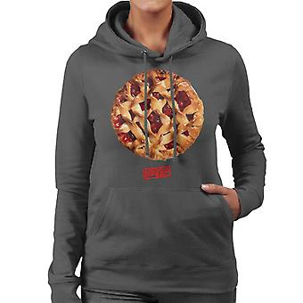 American Pie Freshly Baked Women's Hooded Sweatshirt