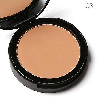 Make Up Face Powder Bronzer Highlighter, Shimmer Brighten Palette Contour