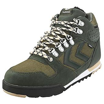 hummel Nordic Roots Forest Mens Casual Boots in Rosin