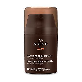 Gel multi-fonctions hydratant Nuxe men 50 ml (Bois parfumés)