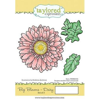 Taylored Expressions Big Blooms - Daisy