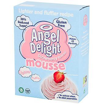 Angel Delight Strawberry Flavour Mousse Mix