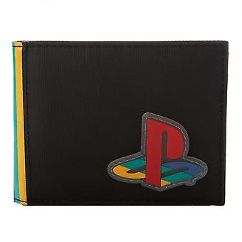 PlayStation Rubber Patch Bifold Wallet