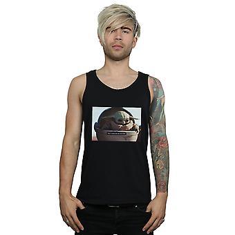 Star Wars Men's The Mandalorian Don't Make Me Vest