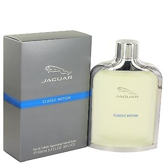 Jaguar clássico movimento eau de toilette spray por jaguar 100 ml