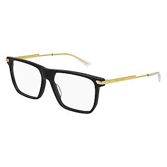 Bottega Veneta BV1071O 001 Black-Gold Glasses
