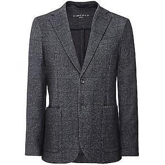 Circolo 1901 Slim Fit Check Jacket