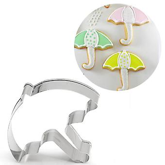 7styles Creative Stainless Steel Cookie Cutter Cake Biscuit Baking Mold Tool