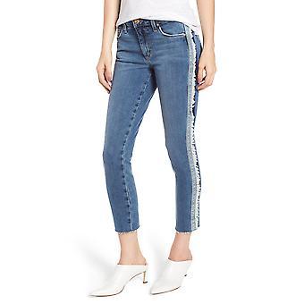 Joe's | Crop Tuxedo-Stripe Jeans