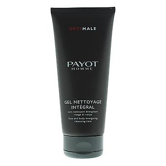 Payot Homme Face And Body Energising Cleansing Care 200ml
