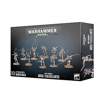 Taller de Juegos - Warhammer 40,000 - Adepta Sororitas: Arco-Flagellants