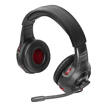 Speedlink Garon Stereo PC Gaming Headset met Flip-up Microfoon 2.2m kabel