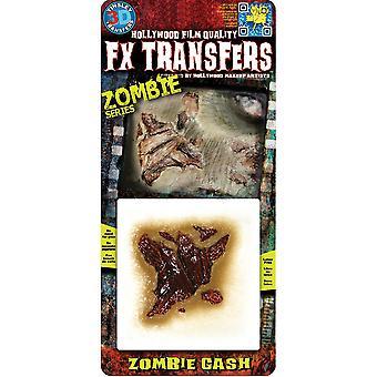 Tinsley Transfers Zombie Series (Zombie Gash)