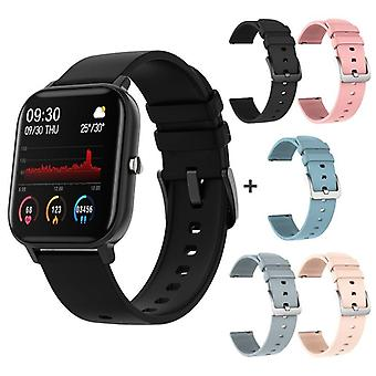 Smart Watch Sport Ip67 Waterproof Clock Heart Rate Blood Pressure Monitor For Ios Android