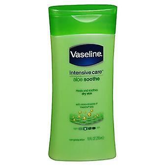 St. Ives Vaseline Intensive Care Aloe Fresh Body Lotion, 10 Oz
