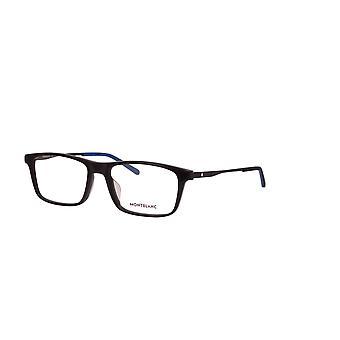 Montblanc MB0120O 001 Black Glasses